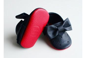 MOKASYNY (RED SOLES) 9,5-10...